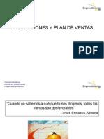 Proyecciones y Plan de Ventas