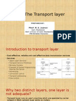 CH 6-The Transport Layer