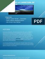 Historia de La Carretera de Sudamerica