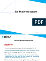 Diodos Semiconductores