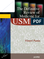 The Definitive Review of Medicine for USMLE (Vineet Punia)