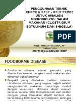 Identifikasi Bakteri Clostridium Botulinum Menggunakan Metode Reverse Transcriptase
