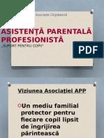 Asociatia APP de