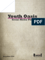youth oasis social media plan final