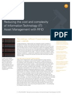 RFID IT Asset Management Application Brief