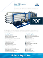 50industrial Sea Water Reverse Osmosis System Swi