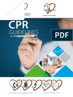 Saudi CPR Guidlines in Arabic
