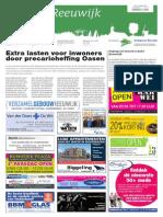 Kijk Op Reeuwijk Wk14 - 1 April 2015