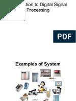 DSP - Basics
