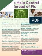 Fs8 Flu Factsheet