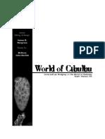 World of Cthulhu