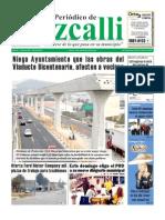 Periodico de Izcalli, Ed. 586, 2010Ene