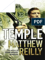 Matthew Reilly Templul