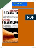 Egr Bienvenue Sur Le Site Des NRJ Réalistes Et Accessibles