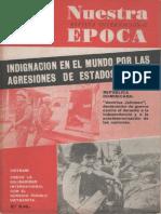 Revista Internacional - Nuestra Epoca N°6 - junio 1965 - Edición Chilena