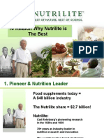 10reasonwhynutrilites-140123222107-phpapp01.ppt