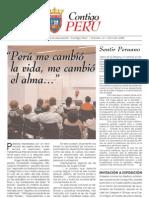 Boletín 0012, Contigo Perú; Navarra, España