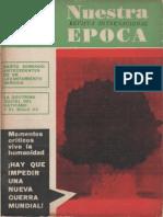 Revista Internacional - Nuestra Epoca N°7 - julio 1965 - Edición Chilena