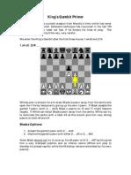 Kings Gambit Primer