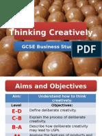 thinking creatively l2