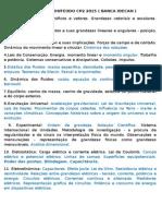 CONTEÚDO CP2 2015