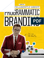 HOW TO TALK INTELLIGENTLY ABOUT PROGRAMMATIC BRANDING