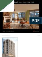 530 N Lake Shore Drive #2500 Property Brochure