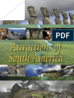 Attractions of South America