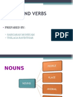 Nouns and Verbs(1)