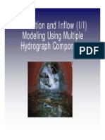 II Modeling Using Multiple Hydrograph Components