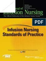 Journal of Infusion Nursing