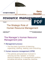 Ch01 the Strategic Role of Hrm