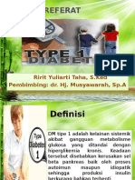 ppt dm tipe 1