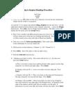 Chip to Kapton Bonding Procedur1