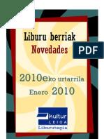 2010ko Urtarrila-Enero 2010 (Web)