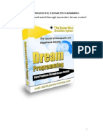 Dream Programming