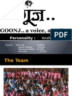 Goonj Group 8