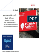 The English Studio Catalogo