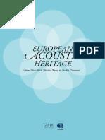 EuropeanAcousticHeritage