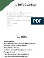Transmisia DSG