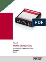 VN56xx Manual En