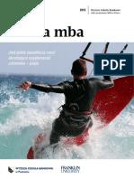 Informator 2015 - studia MBA Poznań - Wyższa Szkoła Bankowa w Poznaniu.pdf