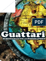Felix Guattari - Schizoanalytic Cartographies