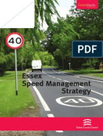 Strategy Speed Management Strategy