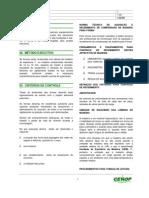 Modelo Instrução de Serviço - Formas Para Fundações