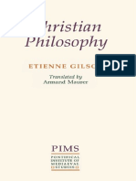 Étienne Gilson, Armand Augustine Maurer, Pontifical Institute of Mediaeval Studies-Christian philosophy_ an introduction-Pontifical Institute of Mediaeval Studies (1993).pdf