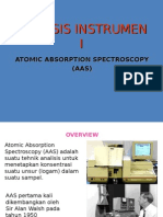 spektrometer serapan atom ppt
