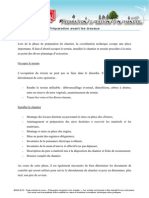 Preparation Et Gestion de Chantier