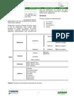 Modelo Instrução de Serviço - Látex PVA