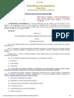 Decreto Nº 6514 - IBAMA